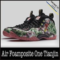 ★【NIKE】追跡発送 激レア ナイキ Air Foamposite One Tianjin