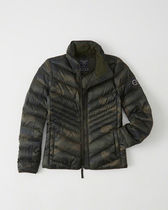 [Abercrombie&Fitch] クリアランス DOWN-FILLED PACKABLE PUFFER