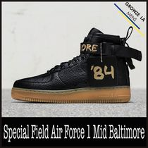 ★【NIKE】追跡発送 Special Field Air Force 1 Mid Baltimore