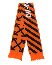 OFF-WHITE マフラー DIAG ARROWS