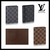 ■LOUIS VUITTON■クーヴェルテュール・パスポール NM 3色展開