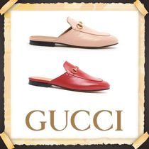 ★★GUCCI《グッチ》PRINCE TOWN MULES 2カラー選択 送料込★★