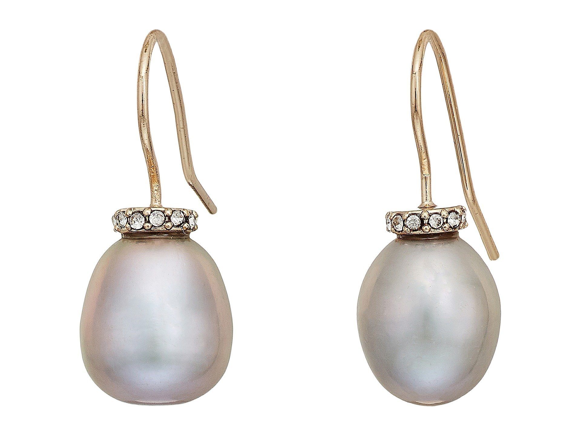 Ralph Lauren ★ピアス★Rose Gold×Pearl×Crystal★送料無料