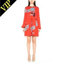 ◆◆VIP◆◆DIANE von FURSTENBERG ALL OVER PRINTED DRESS