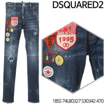 D SQUARED 2★Cool Guy Jeans 18SS 74LB0327 S30342 470