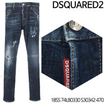 D SQUARED 2★Cool Guy Jeans 18SS 74LB0330 S30342 470