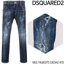 D SQUARED 2★Bikers Jeans 18SS 74LB0375 S30342 470
