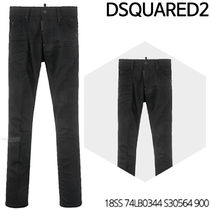 D SQUARED 2★Cool Guy Jeans 18SS 74LB0344 S30564 900(BLACK)