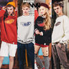 ★WV PROJECT★ Clelo double napping sweatshirt (MJMT7133)