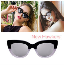 Hawkers(ホーカーズ) サングラス Hawkers 新作/大人気!BICOLOR BLACK PEARL /CHROME HYDE X