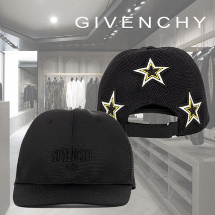 17-18AW 数量限定 GIVENCHY スター トラッカー ロゴ キャップ