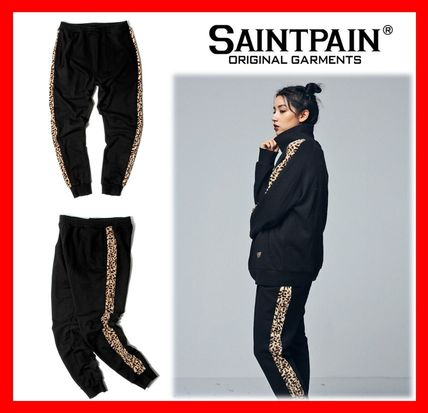 人気【SAINTPAIN】★SP BADASS SWEAT PANTS ☆