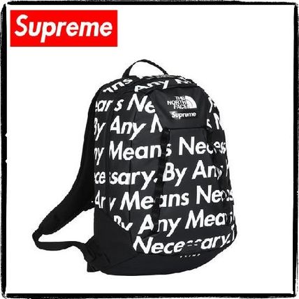 送関込 Supreme North Face 3M Reflective Repeat Backpack 黒