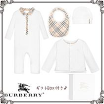 Burberry●ベビー4点セット♪ギフトBOX付き♪プレゼントに♪