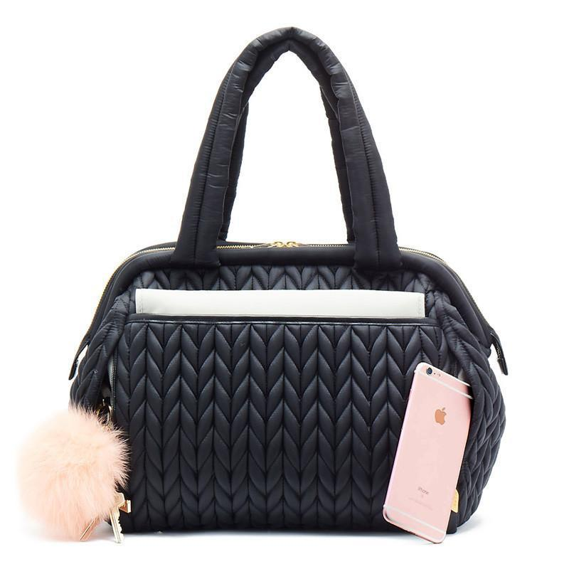 Paige Carryall 軽量 大容量2way マザーズバッグ撥水ママバッグ