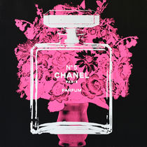 Shane Bowden FLOWERS FOR CHANEL 51x51cm 純正フレーム付き