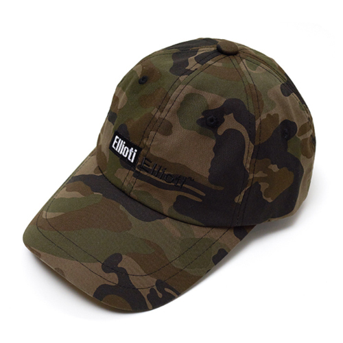 ★Ellioti★韓国の人気★Ellioti Ball cap(camo)