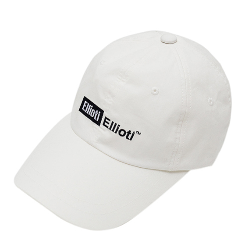 ★Ellioti★韓国の人気★Ellioti Ball cap(white)