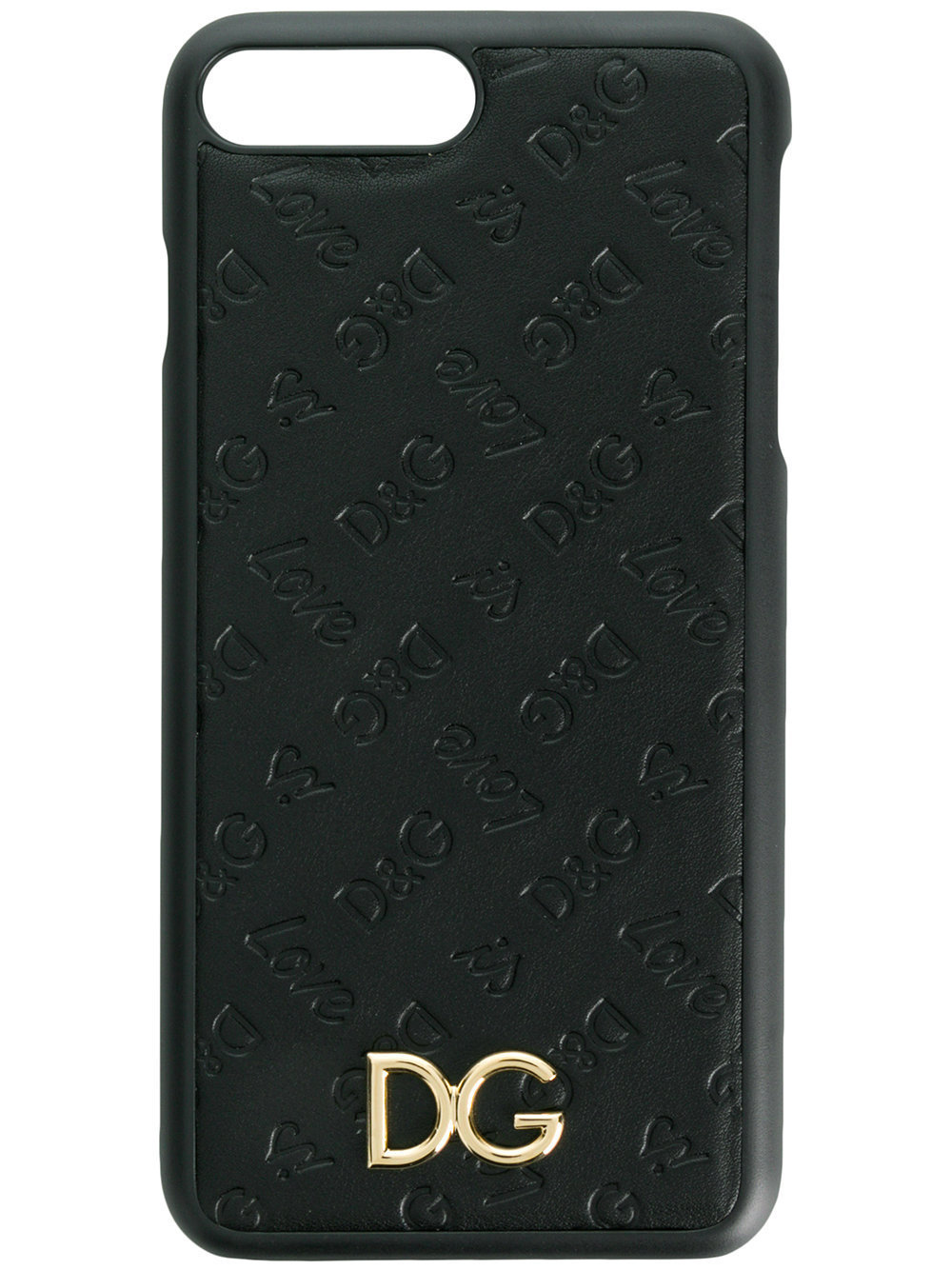 【2018SS 新作】Dolce & Gabbana DG Love iPhone 7 Plus ケース