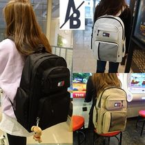 ABROAD(エイビーロード) バックパック・リュック ☆ABROAD☆ Crush USB Backpack - black