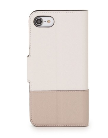 kate spade IPHONE8/7  cement/tusk