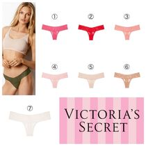 新作!Victoria's Secret Floral Lace Thong Panty 選べる5枚