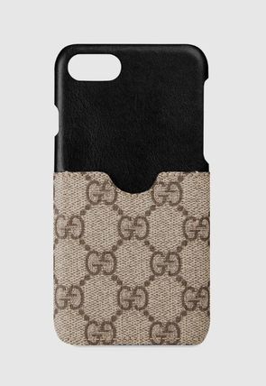 【GUCCI】iPhone 7 ケース Supreme GG