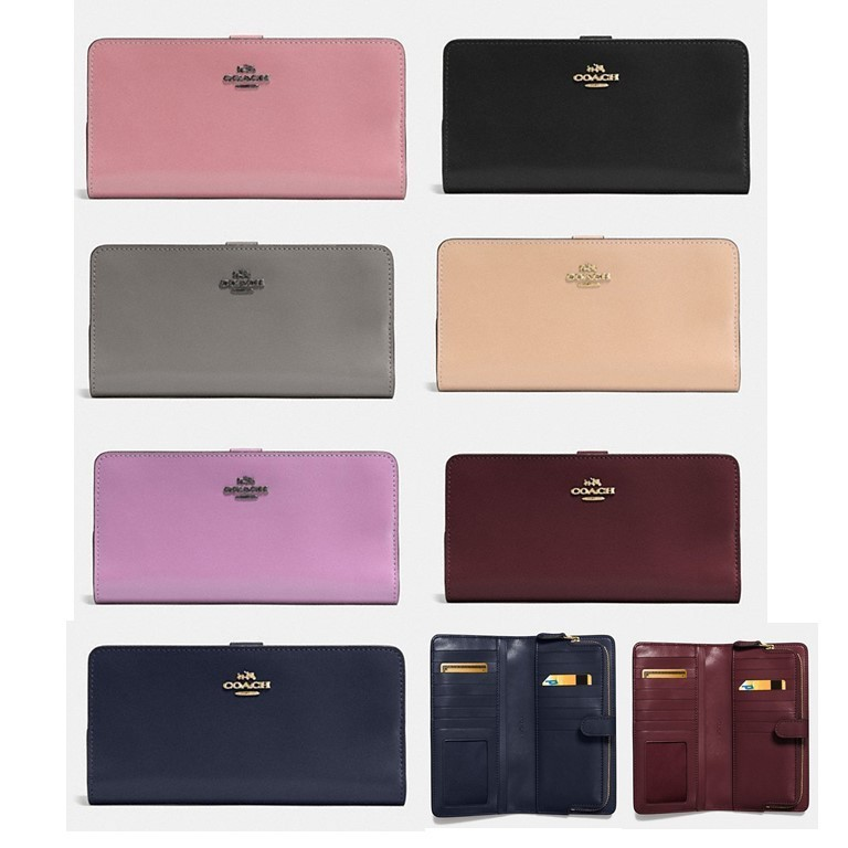 Coach - skinny wallet 長財布