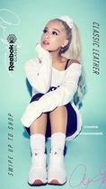 Ariana grande 着用 Reebok classic leather