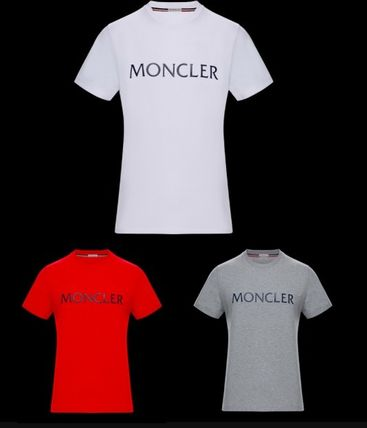 MONCLER Tシャツ・カットソー Moncler★2018SS新作★MonDuckイラスト入★ロゴTシャツ★3色展開