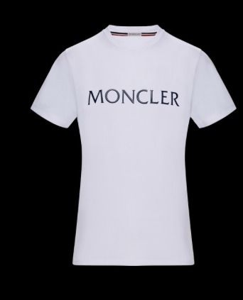 MONCLER Tシャツ・カットソー Moncler★2018SS新作★MonDuckイラスト入★ロゴTシャツ★3色展開(2)