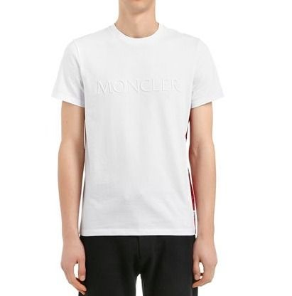 MONCLER Tシャツ・カットソー Moncler★2018SS新作★MonDuckイラスト入★ロゴTシャツ★3色展開(11)