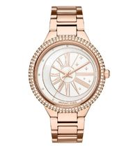 SALE ☆ Michael Kors Taryn Rose Gold Tone MK6551