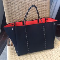 残りわずか!☆State of Escape☆ESCAPE BAG in Black/Coral