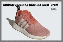 NEW【adidas originals】NMD_R2 PINK 兼用22CM~27CM追跡付