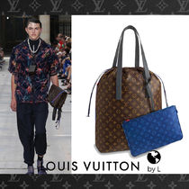 Louis Vuitton【2-5日着】カバ・ライト モノグラム*国内発送*