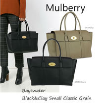 18SS★Mulberry Bayswater Small Bag Classic Grain 関税/送料込