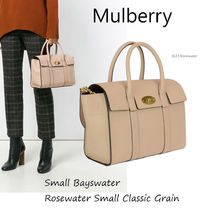 18SS★Mulberry Small Bayswater Rosewater CG 関税/送料込