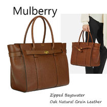 18SS★Mulberry  Zipped Bayswater Oak  関税/送料込