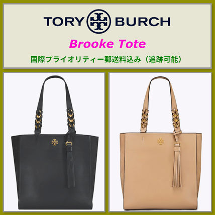 【SALE】Tory Burch レザー BROOKE TOTE