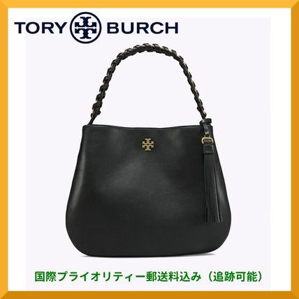 【SALE】Tory Burch レザー BROOKE HOBO