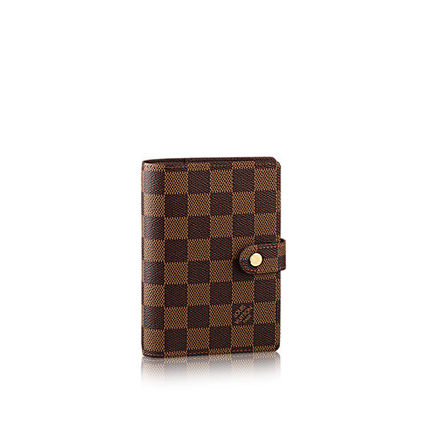 Louis Vuitton 手帳 ルイヴィトン コンパクト 6穴式 アジェンダ PM 希少 一点のみ(5)