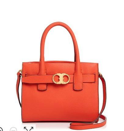 Tory Burch GEMINI LINK LEATHER SMALL TOTE