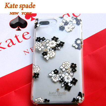 kate spade new york iPhone・スマホケース 期間限定セール!!kate spade   花柄  iPhone6s/7/8Plus case