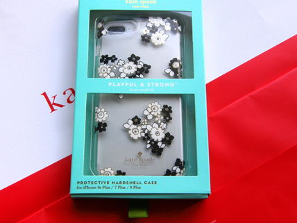 kate spade new york iPhone・スマホケース 期間限定セール!!kate spade   花柄  iPhone6s/7/8Plus case(2)