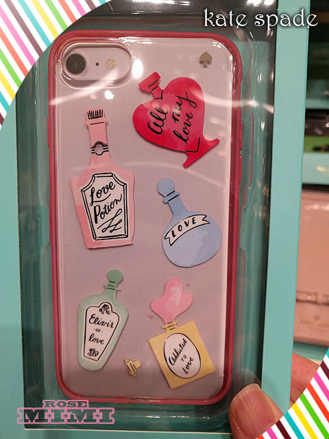 kate spade IPHONE CASES LOVE POTION-7/8 ラブ ポーション
