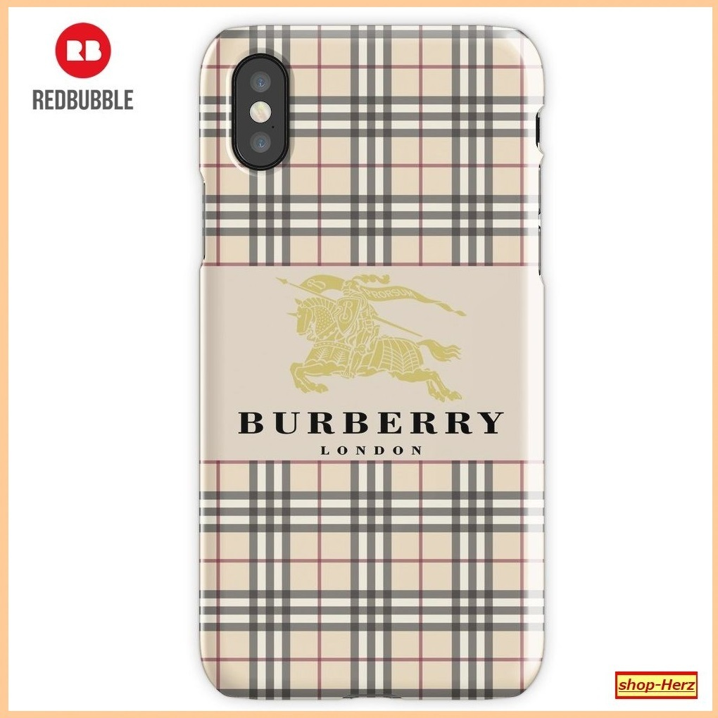 ★RED BUBBLE★ london plaid iPhoneケース 関税込・送料無料