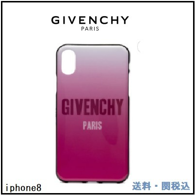 GIVENCHY(ジバンシィ)★DEG REDE iphone8