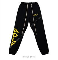 ADLVのADLV SUPER HEAVY COTTON TRAINNING BOTTOM 全3色