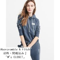 Abercrombie&Fitch(アバクロ)ロゴフリースパーカー